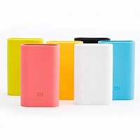 Чехлол Xiaomi power bank 5000 белый