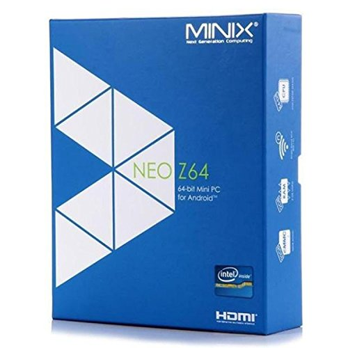 Обзор Android TV Box Minix Neo Z64A Android версия Neo Z64